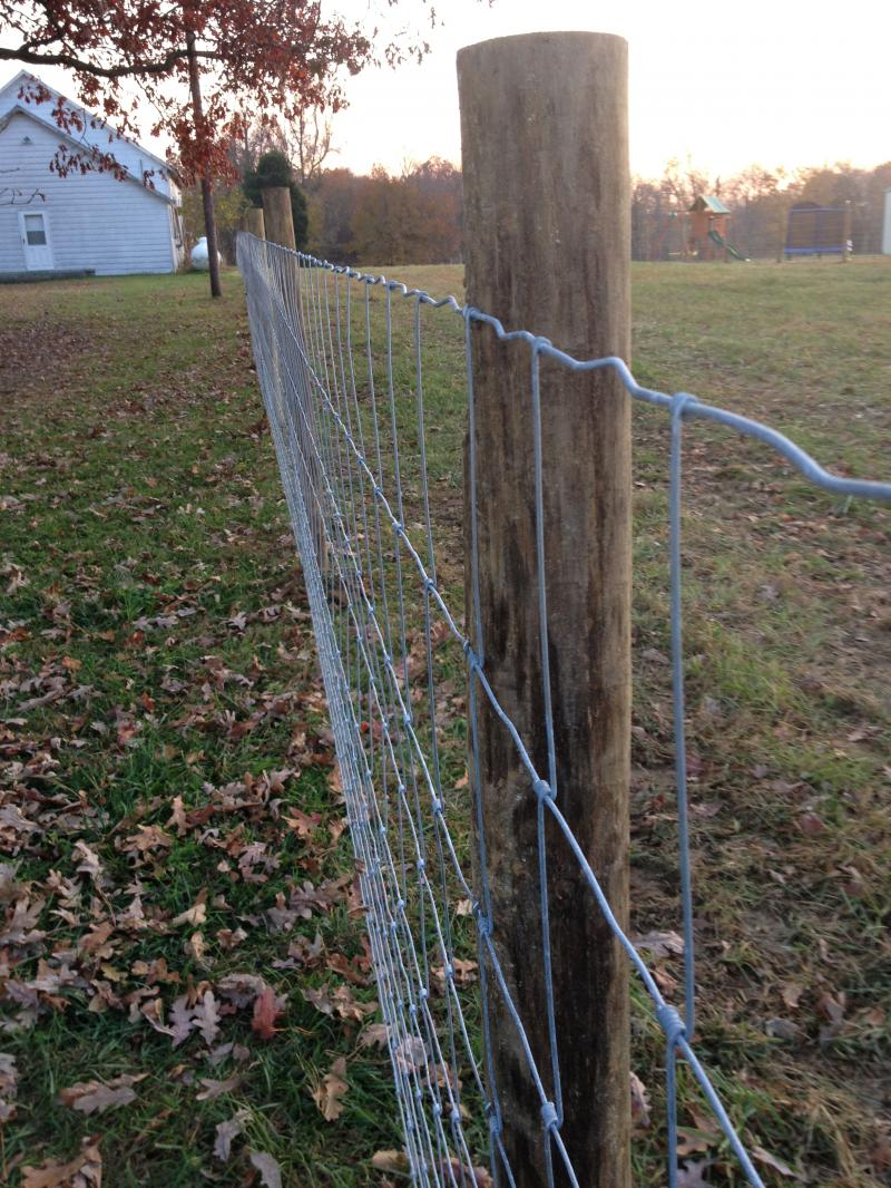 All About Fencing - Farm Fence